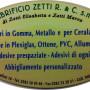 targa porta – Timbrificio Zetti Pavia
